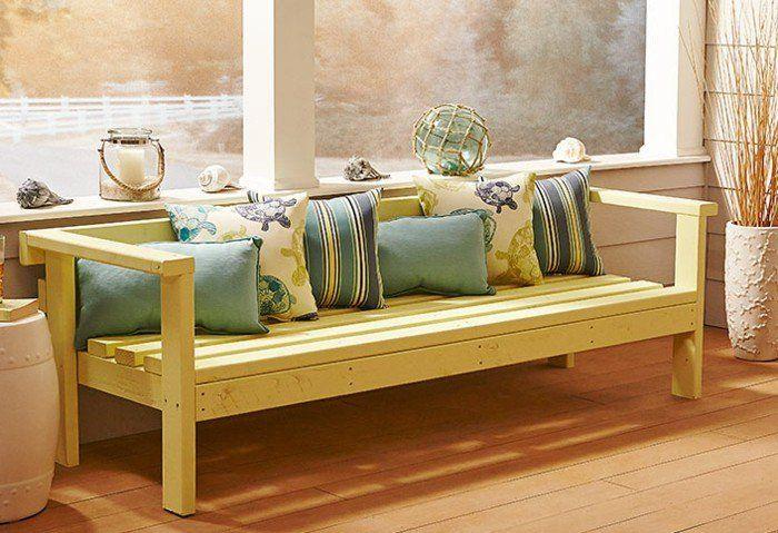Sofa Selber Bauen Man Kann Ein Sofa Selbst Bauen