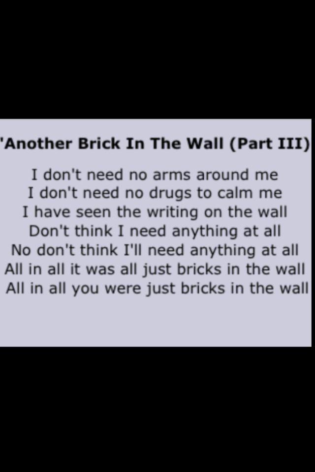 Pink Floyd Pink Floyd Lyrics Soul Songs Lyrics