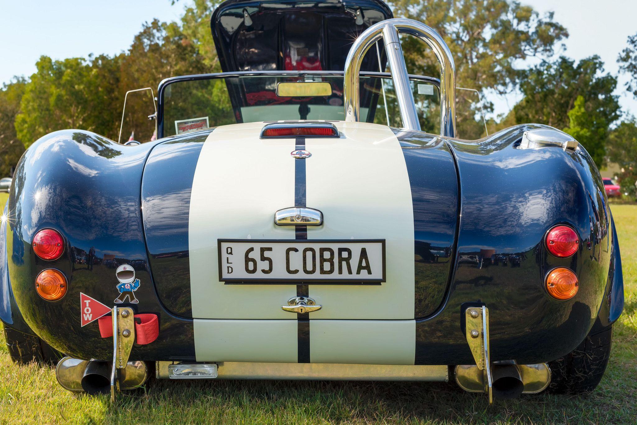 AR2L - FORD COBRA 1965 ( #418 in series ) - Brisbane AU 28May2017 ...