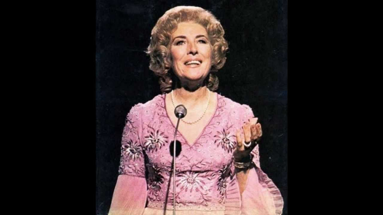 Dame Vera Lynn - The Holy City Beautifully sung!