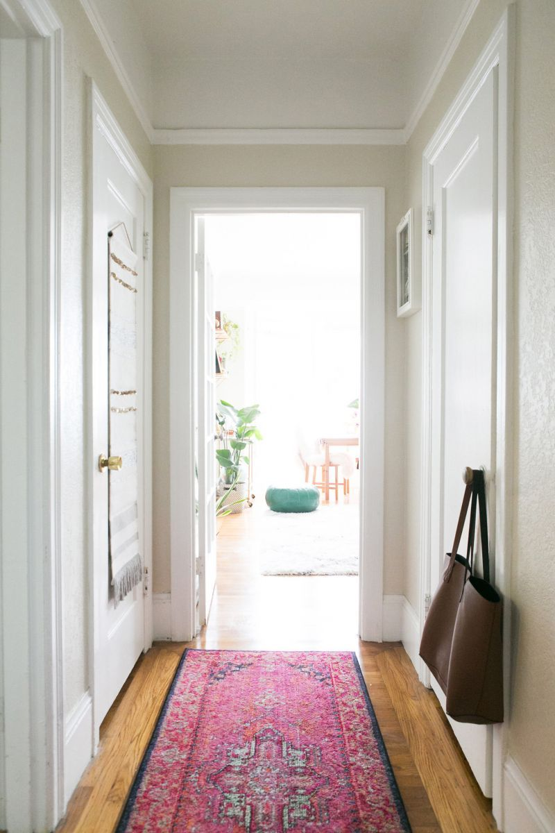 how one couple made their 700 square foot apartment feel so much rh pinterest com
