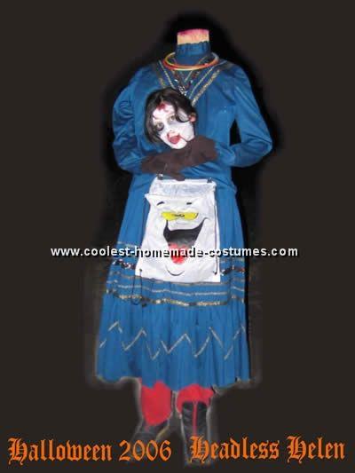 Coolest Homemade Scary Halloween Costume Ideas Scariest halloween - scary homemade halloween costume ideas