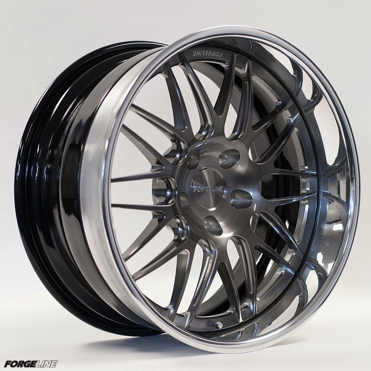 The Forgeline Gx3 Is Normally A Stepped Lip Performance Series Wheel But We Can Also Make The Gx3 With A Flat Reverse Rims For Cars Alloy Wheel Rims And Tires