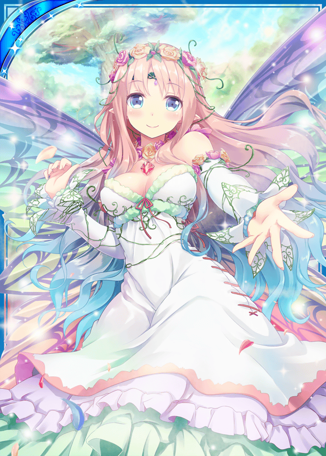 Elemental Queen Anime, Anime characters, Anime fairy