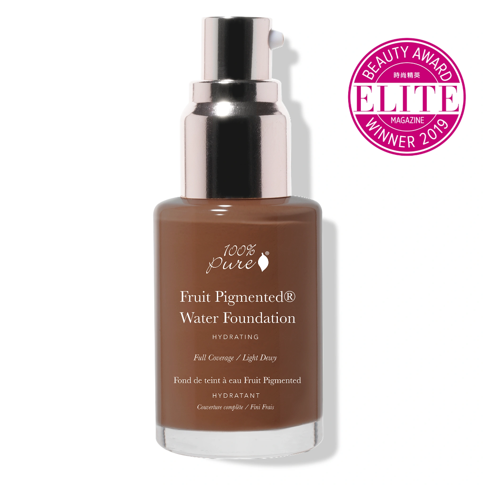 Fruit Pigmented® Full Coverage Water Foundation Organic