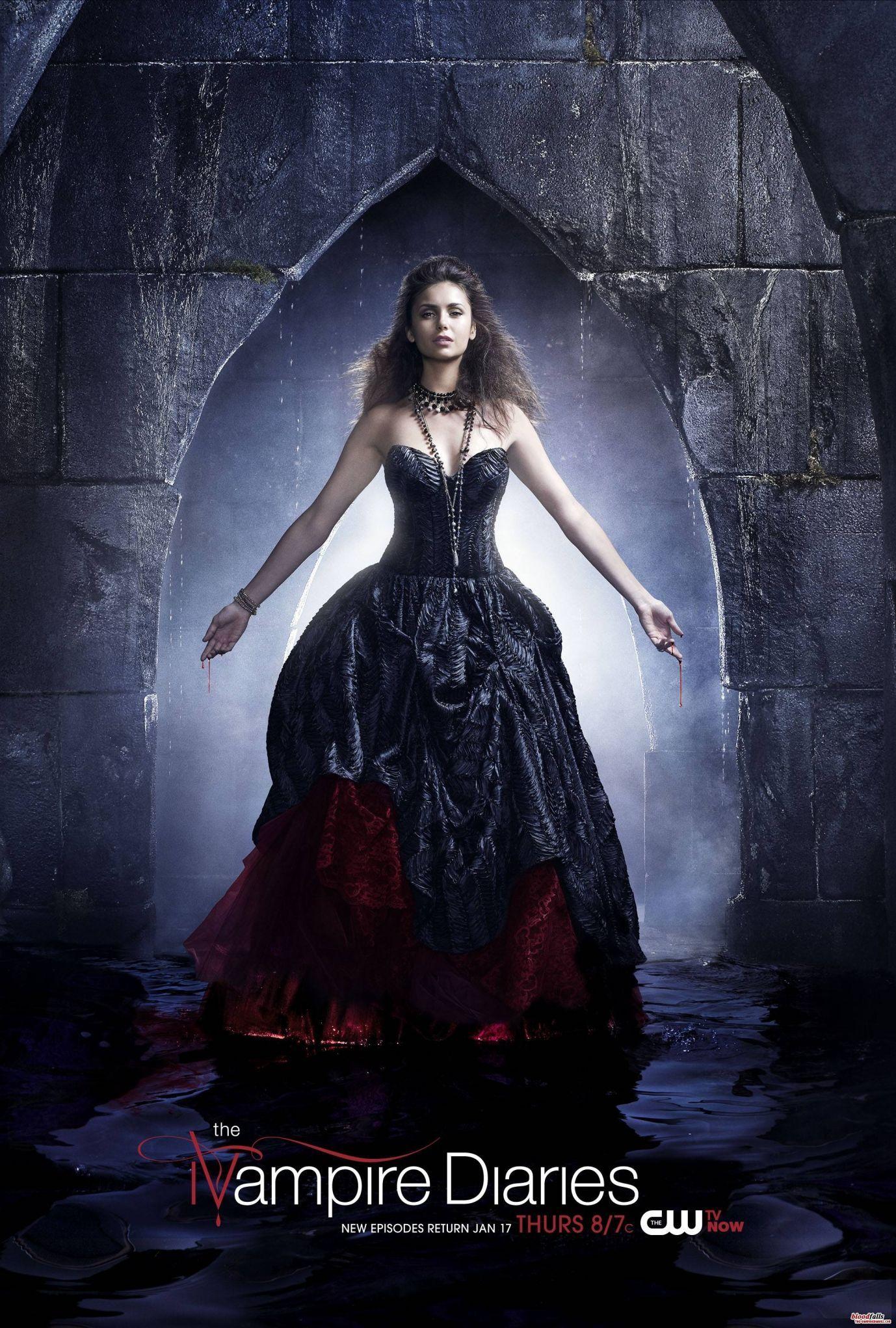 The Vampire Diaries Season 4 Promotion Tvd Mit Bildern The
