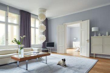 Privatwohnung Potsdam Moderne Klassik Wohnzimmer Home Design Ideas