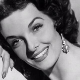 The gorgeous Jane Russell