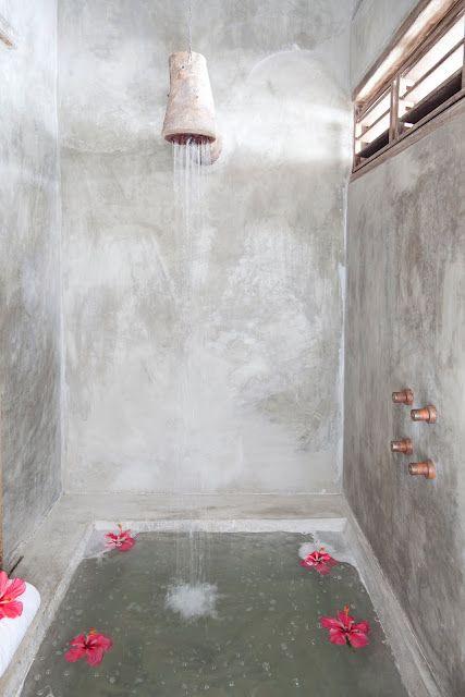 concrete bath casa a ♥ beton Pinterest
