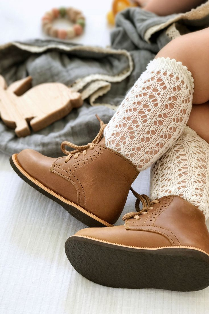 Paseo {Children's Leather Boots} 1