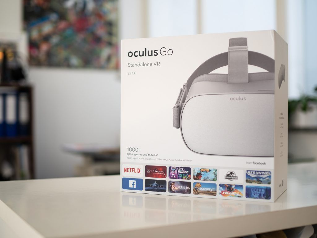 10 Must Try Games and Apps You Need in Your Oculus Go