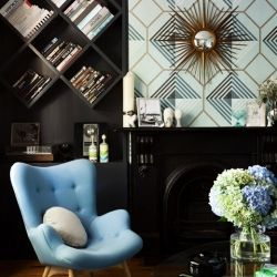 Making Use of Alcoves or Small Spaces with Design (via The Design Files)