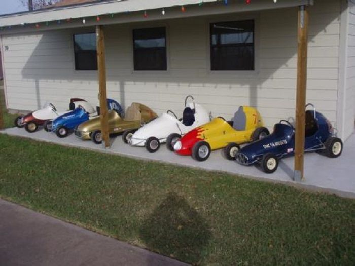 Texas Quarter Midget Racing