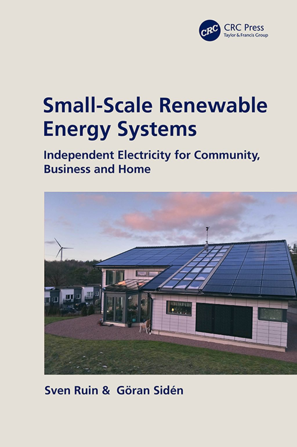 Small Scale Renewable Energy Systems Ebook Rental