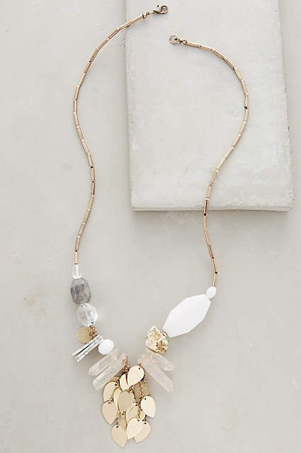 Mystic Desert Necklace - anthropologie.com