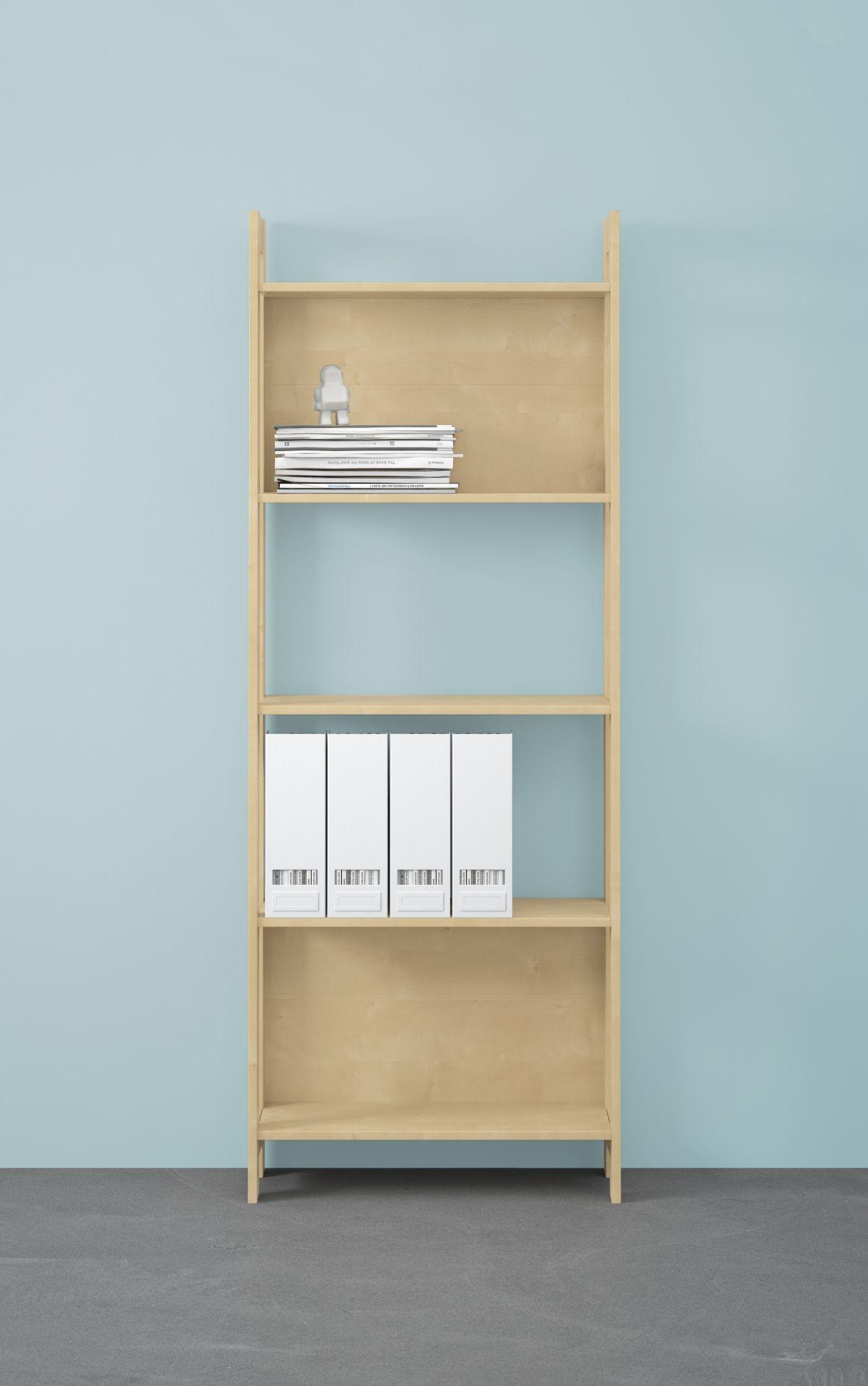 Laiva Boekenkast Berkenpatroon Ikea Catalogus 2018