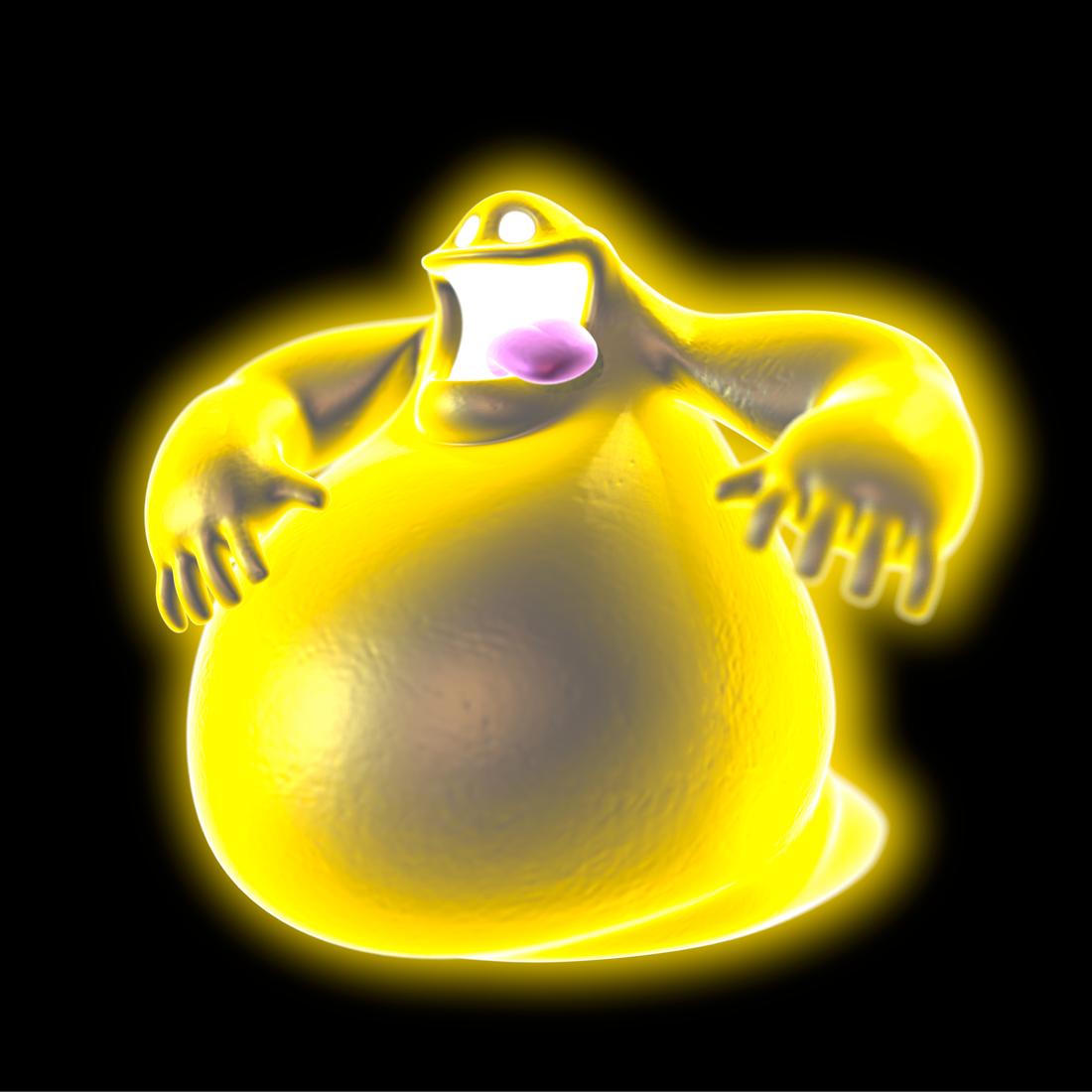 Luigi's Mansion Dark Moon review lost souls(画像あり) マリオ