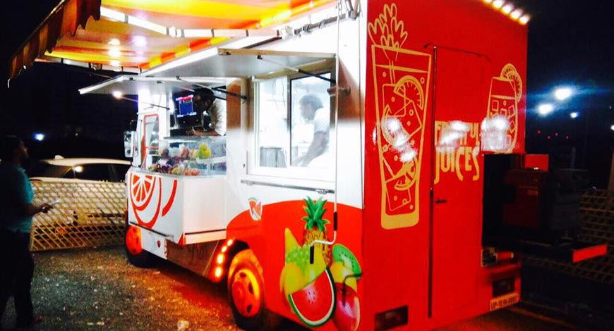 What It Takes To Start A Food Truck Business