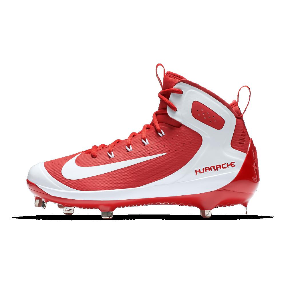 6bc825b03bc Nike Alpha Huarache Elite Men s Baseball Cleats Size