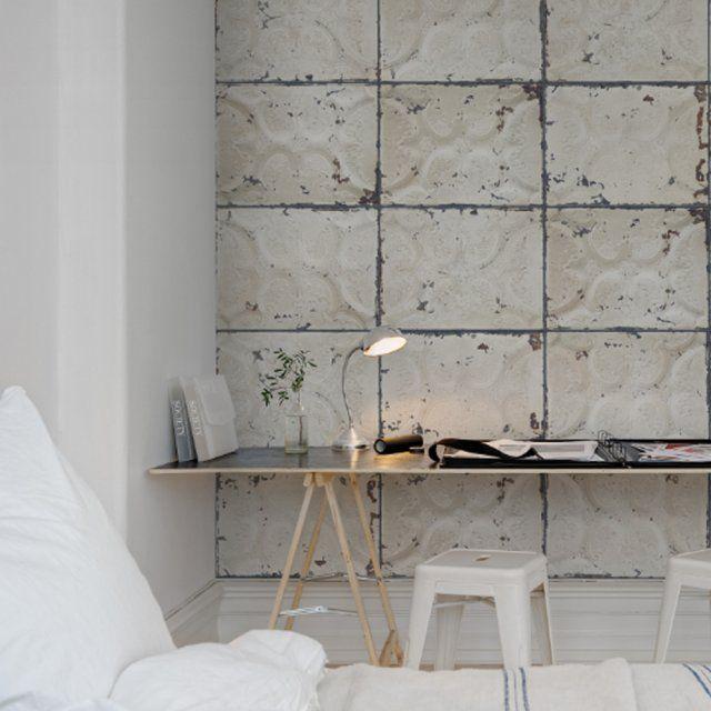 inspiration papier peint trompe l 39 oeil ou effet mati re escalier d coration bord de mer ou. Black Bedroom Furniture Sets. Home Design Ideas