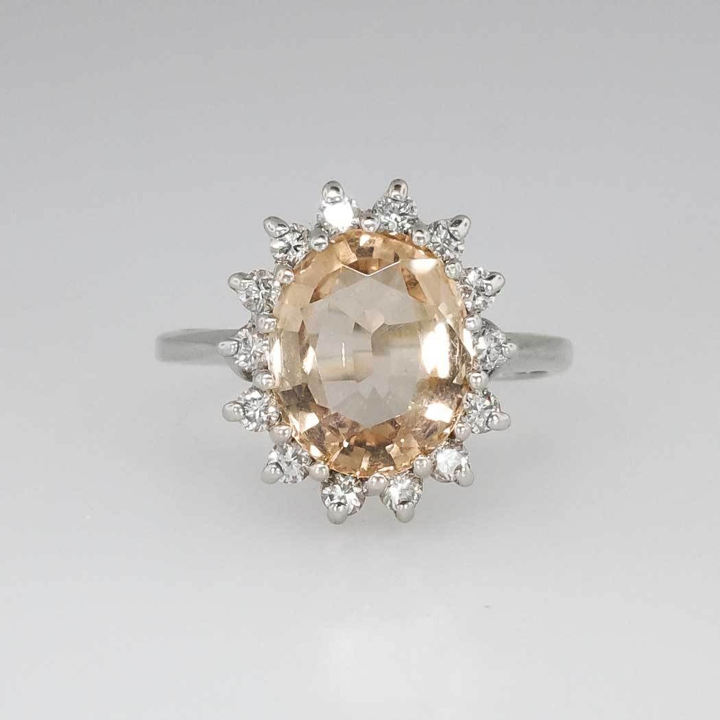 Pretty in PEACH :)! Only from Jewelry Finds!