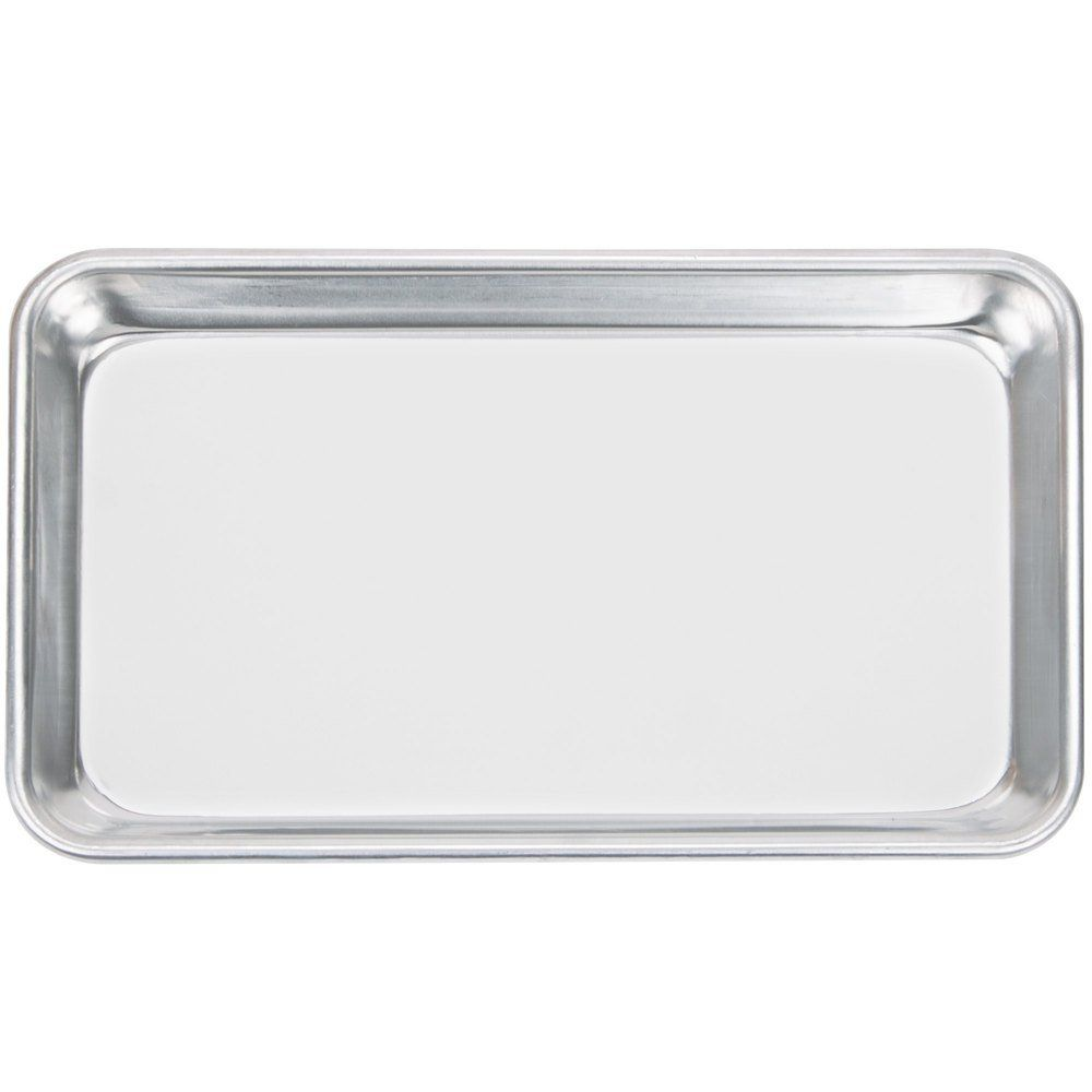 Happypinto Aluminum Mini Sheet Pans Bun Pans 1 8 Eighth Size 6 X10 6 Pack You Can Find More Details By Visiting The Image Li Sheet Pan Sheet Bakeware Set