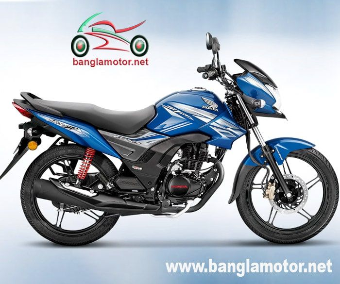 Honda Cb Shine Sp Price In Bangladesh Honda Cb Blue Bikes Honda