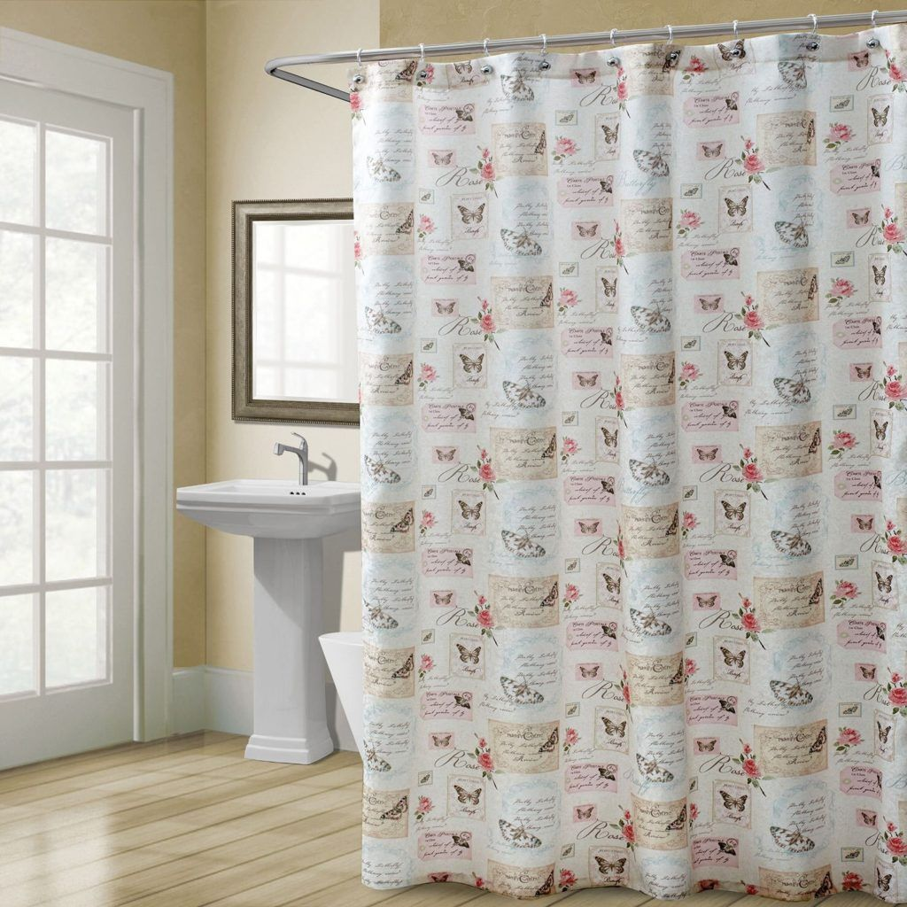 Matching Shower Curtain And Towels