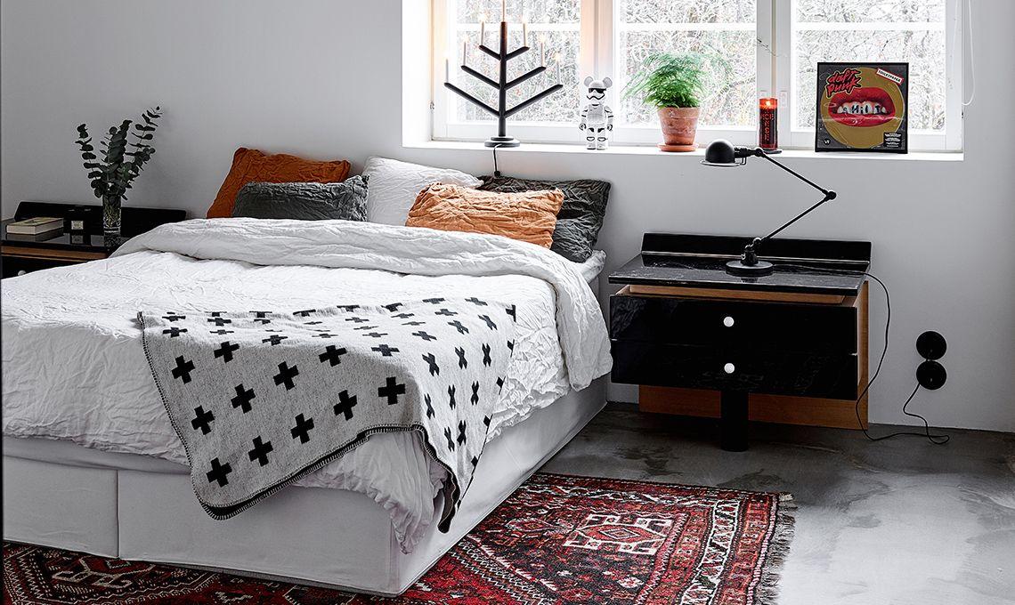 tappeto camera da letto | Case nel 2019 | Tappeti camera da ...