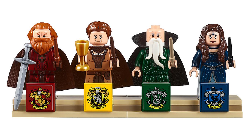 Incredible Lego Harry Potter Hogwarts Castle Harry Potter Toys
