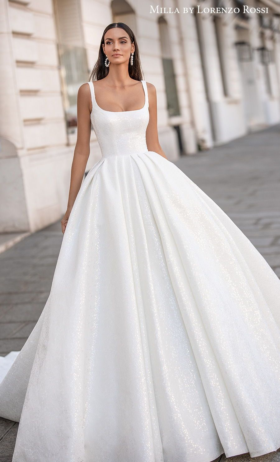 """Milla By Lorenzo Rossi Wedding Dresses for Every Bride — 2020/2021 """"Paris"""" Bridal Collection 