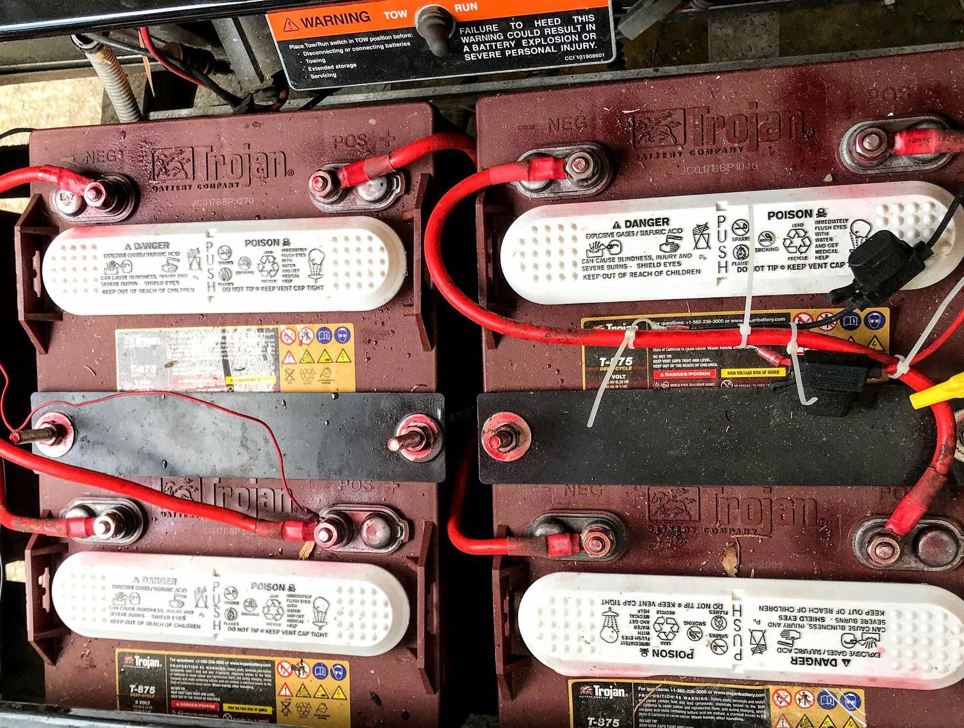 Discover This Specific How To Tell If A Deep Cycle Battery Is Bad For Replace Car Battery Co Golf Cart Batteries Golf Carts Golf Cart Battery Maintenance
