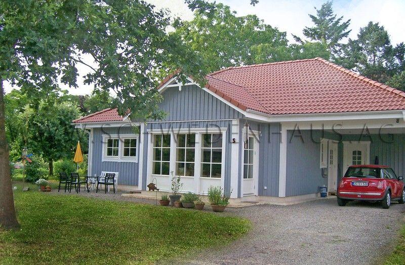 Schwedenhaus bungalow  Schwedenhaus AG - Schwedenhaus Bungalow im Schwarzwald | Häuser ...
