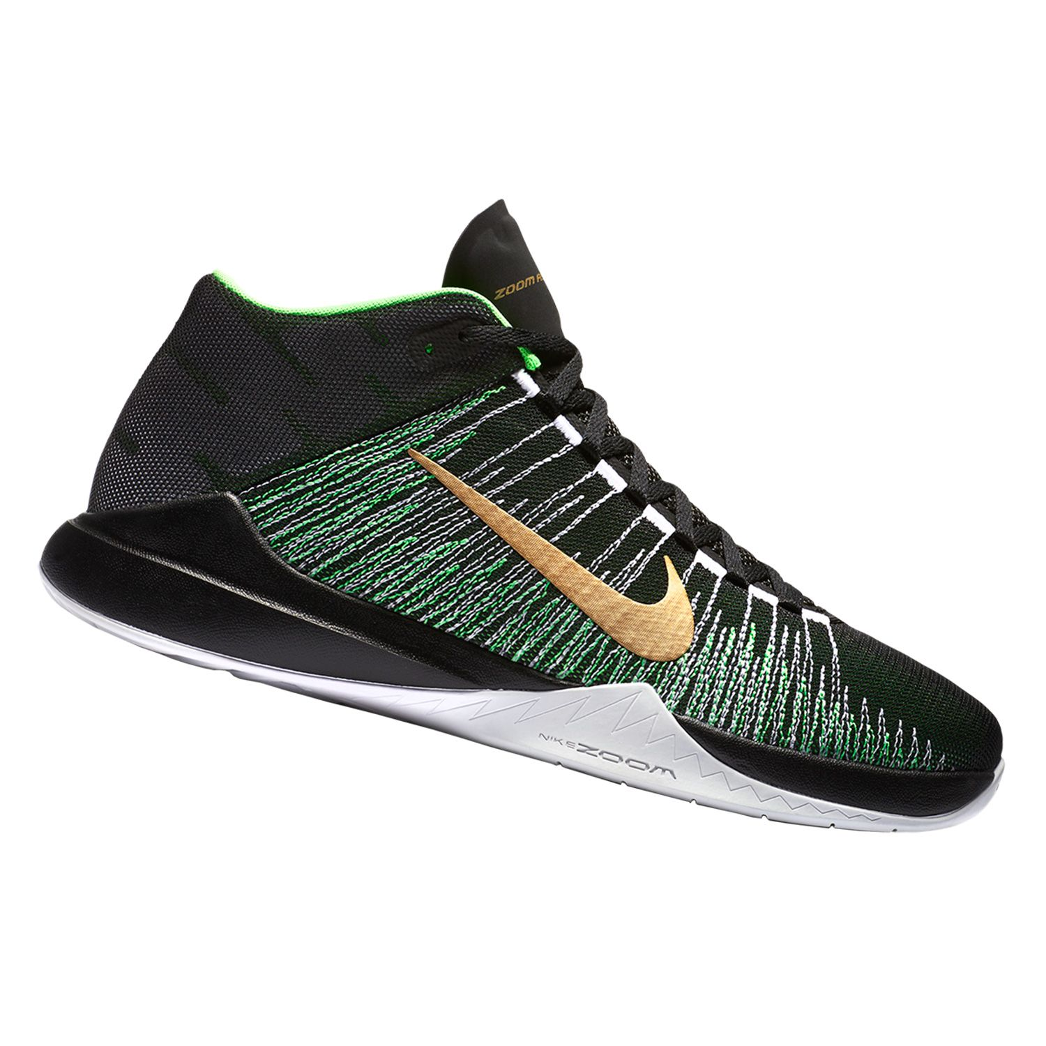 the best attitude 85100 dcc27 ... promo code for nike zoom ascention mens basketball shoes 77a8a d6fa6