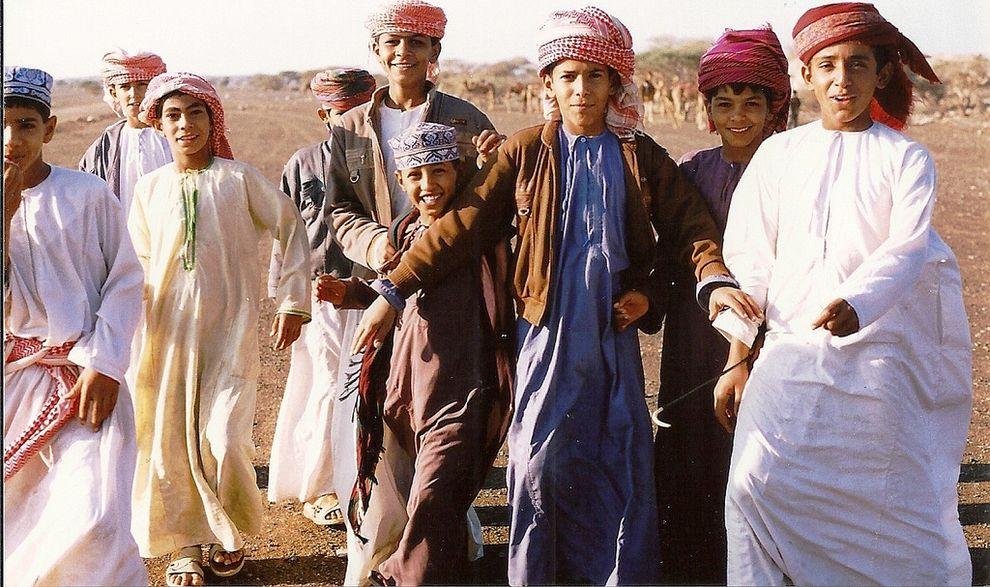 مهمان نوازی عمان