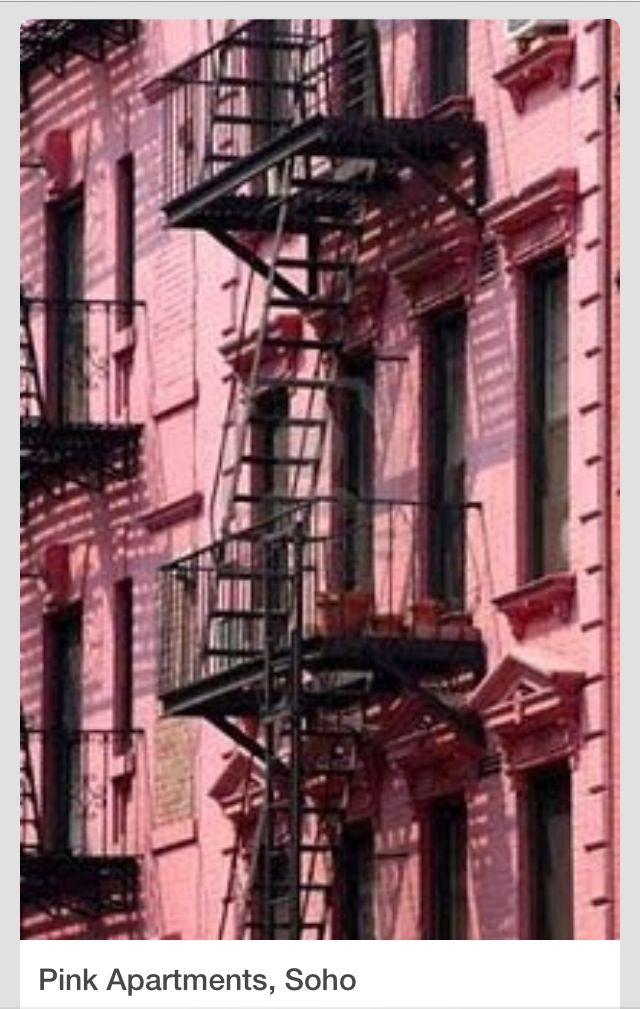 Pink Apartment Soho