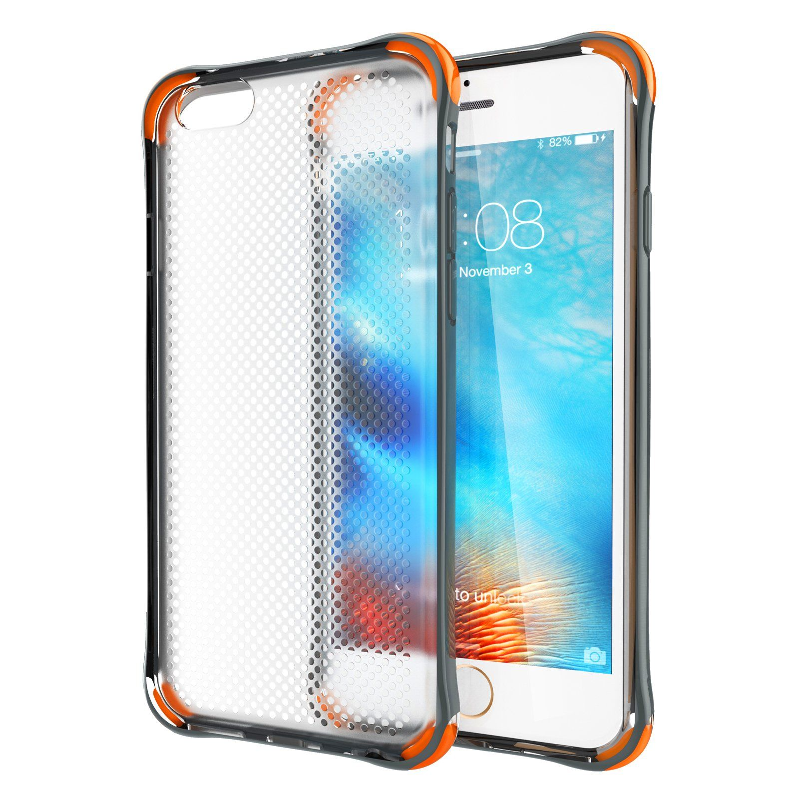 iPhone 6S Case, Tekcoo [Tair Series] iPhone 6 / 6S (4.7