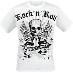 Photo of Alkohol & Tattoos T-Shirt