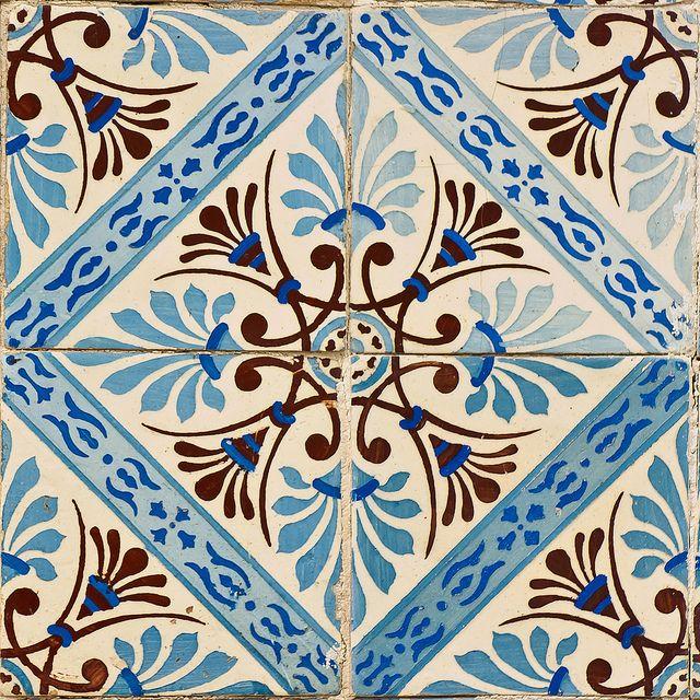 Portuguese tile azulejo de f brica portuguesa n o for Fabrica de azulejos