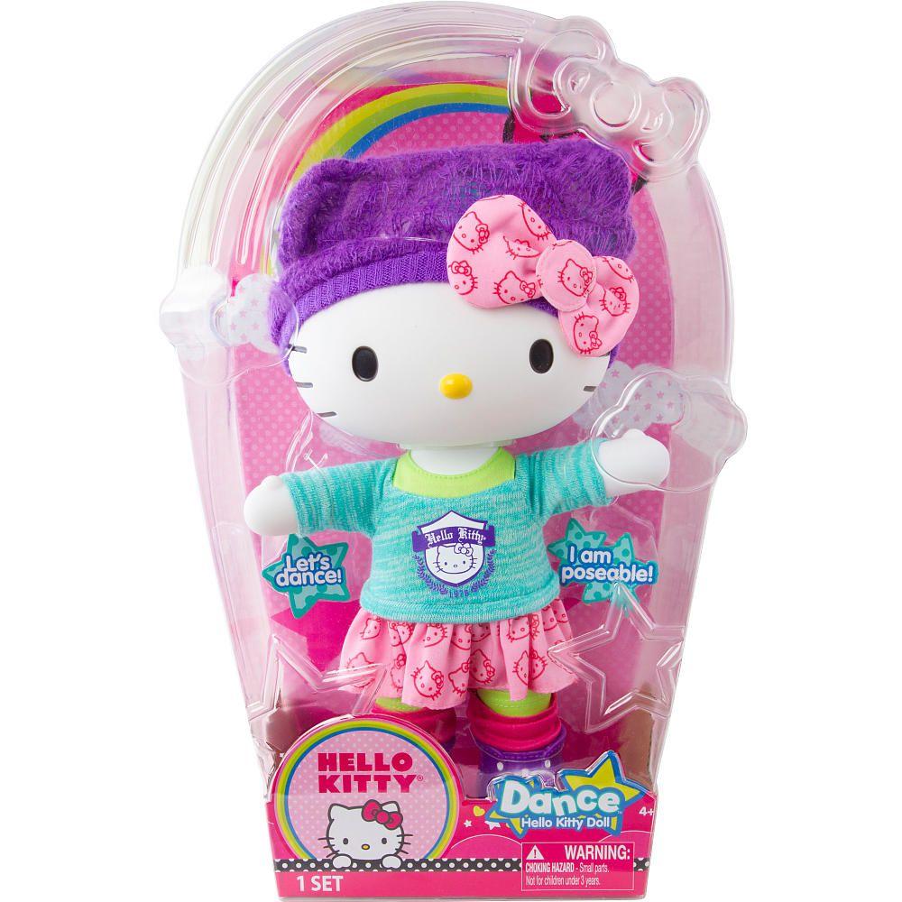 Hello Kitty Large Doll - Dancer - Blip Toys - Toys \