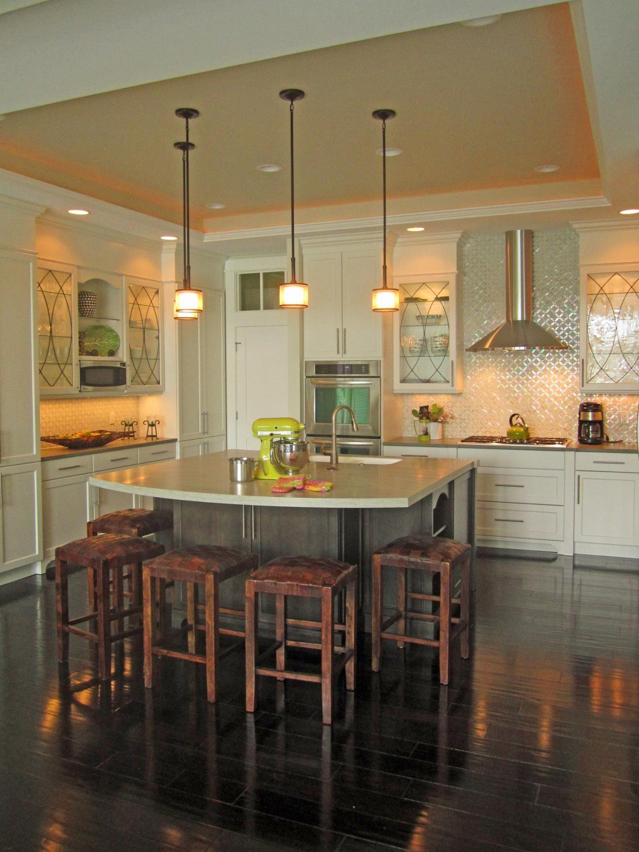 trendiest kitchen backsplash materials home ideas pinterest