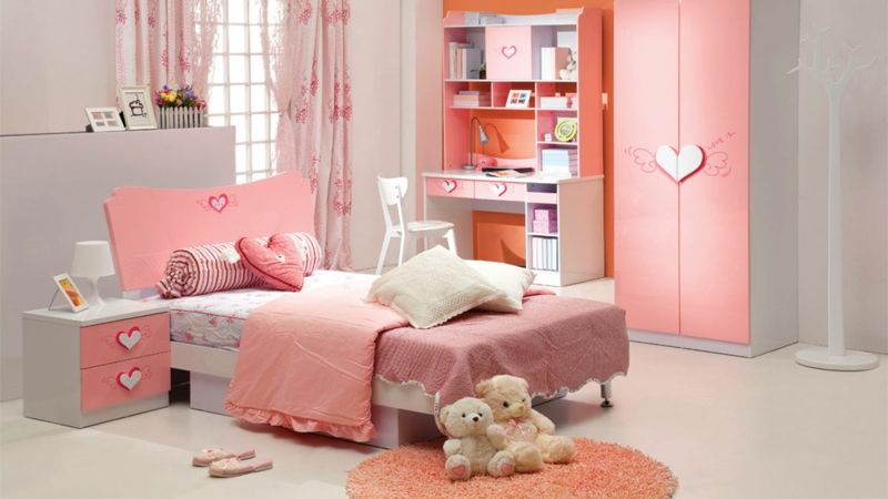 kinderzimmer m dchen 60 einrichtungsideen f r m dchenzimmer kinderzimmer babyzimmer. Black Bedroom Furniture Sets. Home Design Ideas