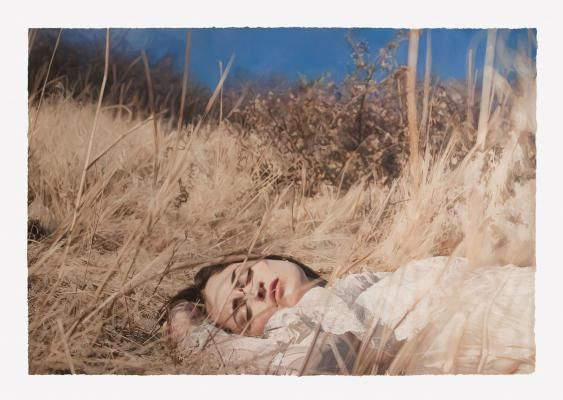 Yigal Ozeri cortesía de Mike Weiss Gallery