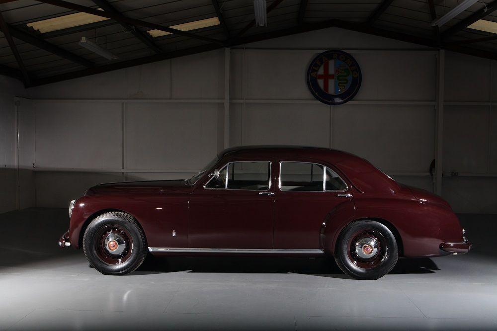 1950 Alfa Romeo 6c 2500 Sport Berlina Alfa Romeo Cars For Sale