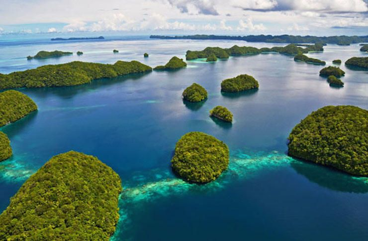 Rock Islands Southern Lagoon: Republic of Palau                                                                                                                 ...