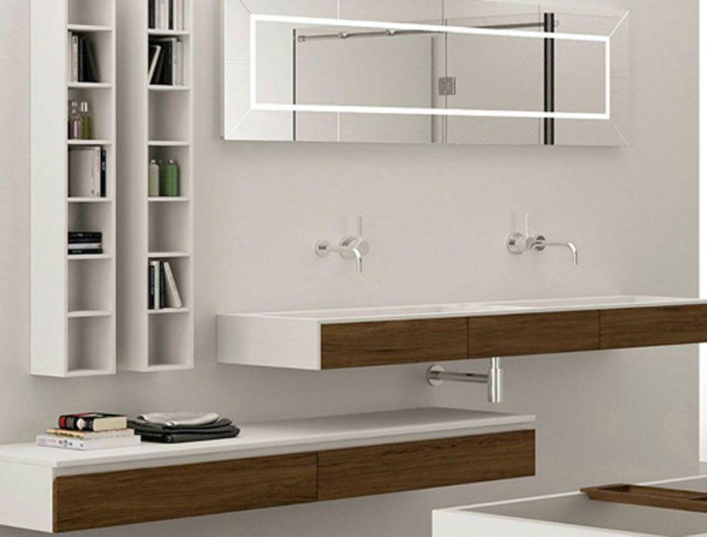 Armadietto Bagno ~ Tecno xxl e emotion mobile bagno in corian design t h