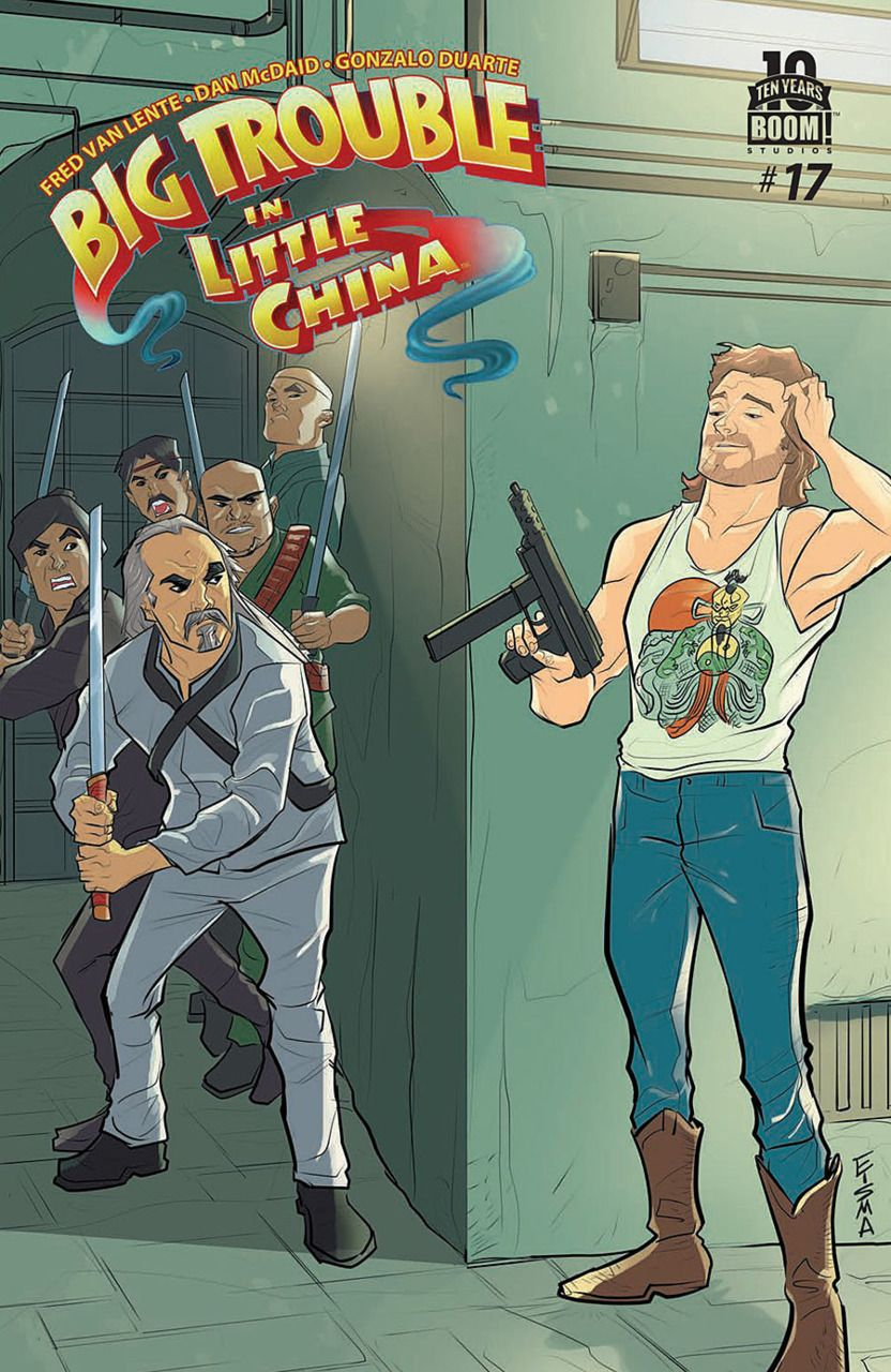 Big Trouble In Little China 17 Big Trouble in Little