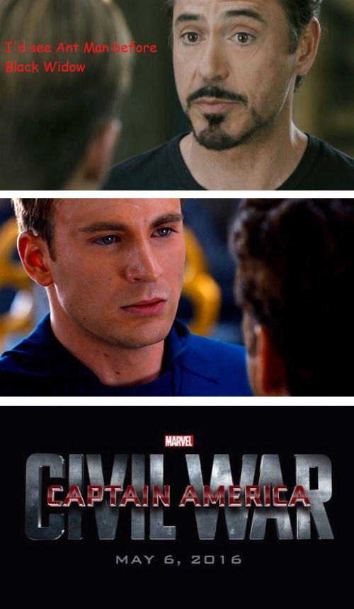 Captain America Civil War Meme Captain America Civil War