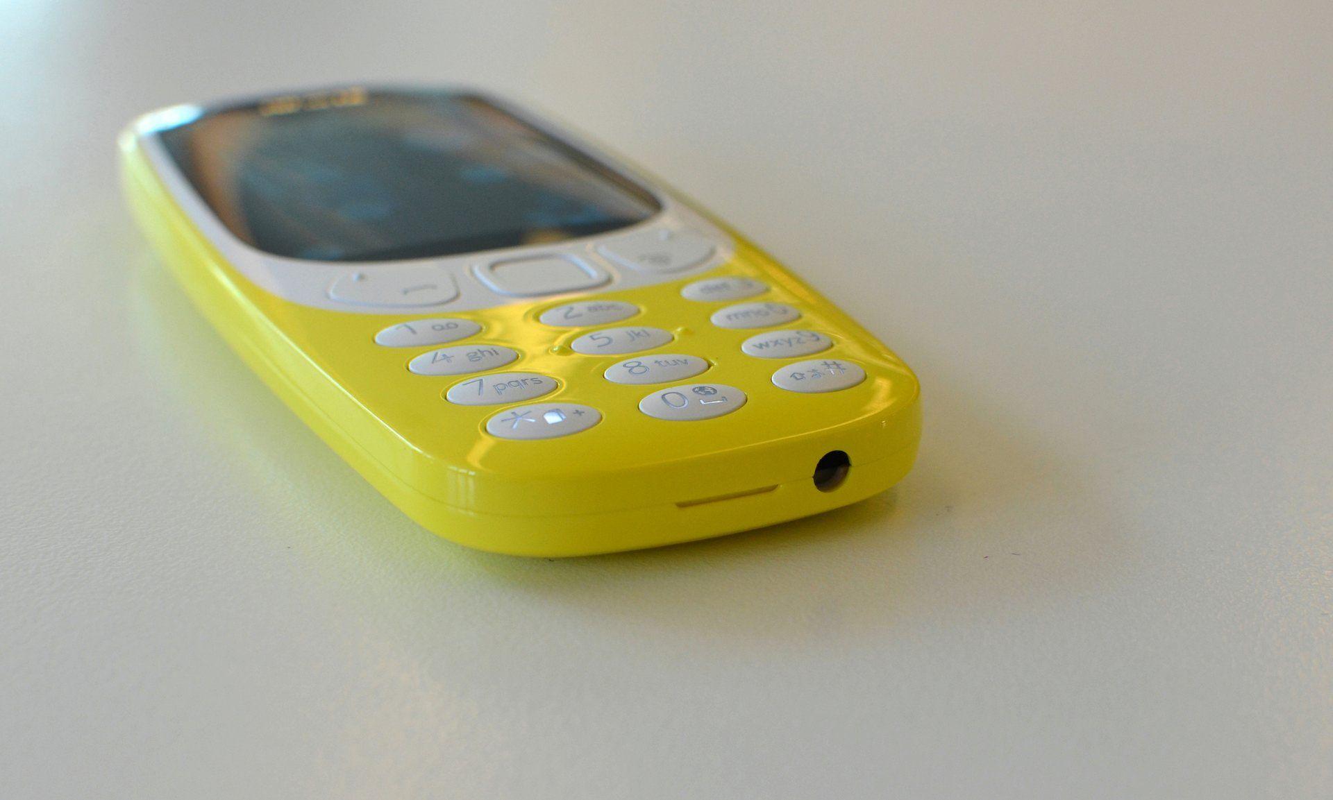 Music layer dan bluetoohth di Nokia 3310 Nostalgia