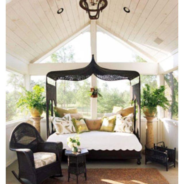 Farmhouse Bedroom | Via Amelia Eversole-Woodbury